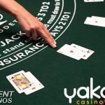 Win up to €250 extra with Yako Casino's Live Blackjack Challenge