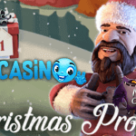 3 Free Spins on NetEnt's traditional Christmas slot and a chance to win up to €500 extra