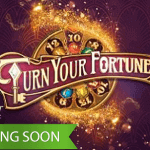 NetEnt's Turn your Fortune™ slot will bring an innovative gameplay in January 2019