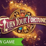 Enjoy exciting game mechanics with NetEnt's new Turn Your Fortune™ video slot
