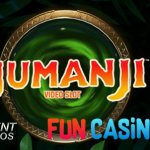 Get yourself an adventurous 70 free spins for the Jumanji™ slot at Fun Casino