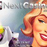 Aim for the stars at NextCasino this week
