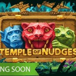 It's all in the name of NetEnt's upcoming Temple of Nudges™ slot