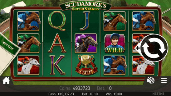 Scudamore's Super Stakes Touch®