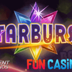 Make your Friday more fun with 70 Free Spins on the Starburst™ online slot