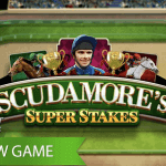 NetEnt launches its first sports-branded slot with Scudamore's Super Stakes™