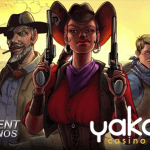 Get 60 free rides to the Wild Wild West™ at YakoCasino tomorrow
