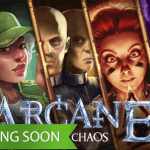 New heroes about to arrive thanks to the Arcane: Reel Chaos™ video slot launch