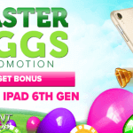 No Easter Egg hunt, just a lot of Free Spins at CasinoLuck this week!