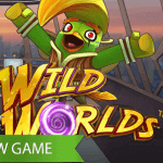Fight mighty monsters in the new Wild Worlds™ video slot