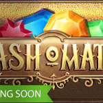 One week to go for the antique-modern Cash-o-Matic™ video slot to be launched