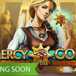 One week until the launch of the new NetEnt jackpot slot Mercy of the Gods™