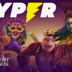 Get Royal during Hyper Casino's monthly slot tournament
