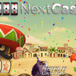 30 free spins for Spiñata Grande™ slot thanks to Taco Tuesday Promotion at NextCasino
