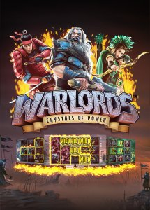 Warlords video slot