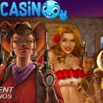 Enjoy the best Wild West slots during Fun Casino's monthly slot tournament