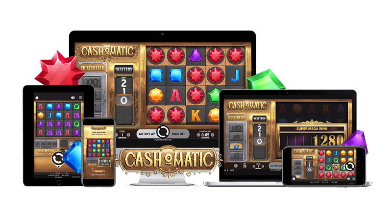 Cash-o-Matic Touch®
