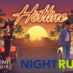 NetEnt's Hotline™ slot Game of the Week at NightRush Casino
