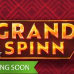 NetEnt presents glamorous 1-line Grand Spinn™ slot