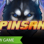 Wolves are now prowling the NetEnt Casinos thanks to Spinsane™ slot launch