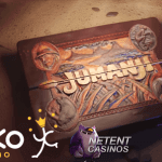 Get 65 adventurous free spins for the Jumanji™ video slot at YakoCasino tomorrow