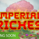 Another jackpot slot from NetEnt coming up with Imperial Riches™