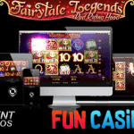 Win €250 by beating the Red Riding Hood™ video slot challenge at Fun Casino