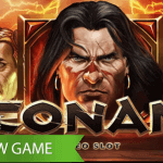 Newest NetEnt slot brings Conan the Barbarian to the reels