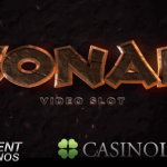 NetEnt's newest slot already selected for CasinoLuck's Conan's Mega Power Slot Promotion