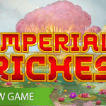 Get access to five jackpots in the new Imperial Riches™ online slot