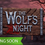 Halloween 2019 is sorted with NetEnt's upcoming The Wolf's Night™ slot