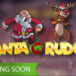 Christmas 2019 closing in with Santa v Rudolf™ slot announcement