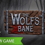 Cursed by wolfs, NetEnt's new The Wolf's Bane™ slot is a must-play this Halloween