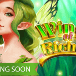 Magic is in the air with the upcoming Wings of Riches™ slot