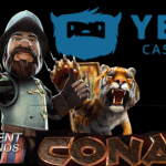 Most Game Rounds Tournament at Yeti Casino involves newest Conan™ video slot