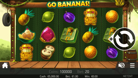 go bananas touch®