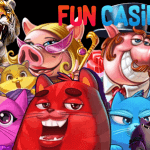 Spend time in the animal kingdom at Fun Casino and win up to €2,500