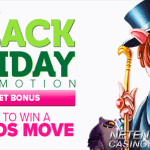 No queue when using the Black Friday Promotion at CasinoLuck