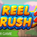 New feature-packed Reel Rush 2™ video slot available at the NetEnt Casinos