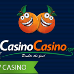 Ladies and gentlemen, give a warm applause for CasinoCasino.com!