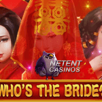 NetEnt's Asian slot series keeps growing with the addition of Who's the Bride™