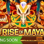 Get ready to visit an ancient Maya temple in the upcoming Rise of Maya™ video slot