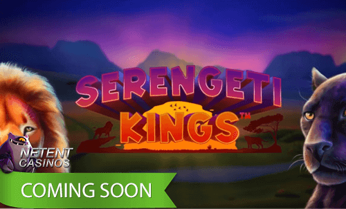 Serengeti Kings™
