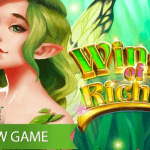 Venture into a mystical elvish microworld in the new Wings of Riches™ slot