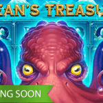 Ocean's Treasure™ slot will bring you far beneath the waves from February 2020