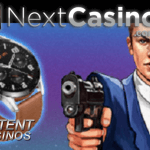 Jack Hammer™ and Hotline™ selected for NextCasino's Secret Agent Promo