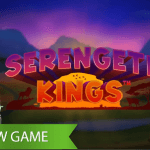 Worlds oldest ecosystem central in the new Serengeti Kings™ video slot
