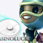 Activate lots of free spins and a chance to win a RoboRock Vacuum at CasinoLuck