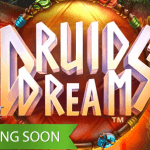 Get introduced to the world of Druids in NetEnt's upcoming Druids' Dream™ slot