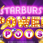 Starburst PowerPots provides players a chance to share a jackpot